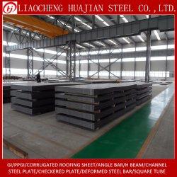 건축재료를 위한 S235jr 온화한 강철 탄소 격판덮개 철 금속 Ms 강철판