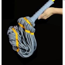 Bequeme Microfiber Torsion-Pressung-magischer Reinigungs-Mopp