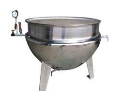 POT rivestito della caldaia rivestita del riscaldamento di vapore dell'acciaio inossidabile (che cucina caldaia)