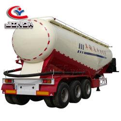 China Fornecedor Jinda 35 Cbm petroleiro alimentar / Trailer de cimento a granel/ cimento a granel do reboque/reboque de mistura de cimento/ 45 Metros Cúbicos Caminhão de cimento em pó semi reboque para venda