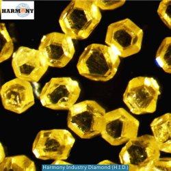 China Proveedor de grano de polvo de diamante de la sierra de diamante sintético industrial para la hoja de sierra de diamante de abrasivos