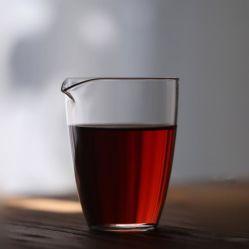 Chinesischer Tee-Sethitzebeständiger Glasteacup-Anteil-Potenziometer