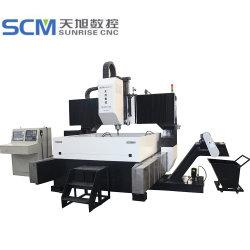 鋼板管シートのための高速CNCの訓練の打つ機械