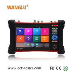 Super продажа наилучшее качество Cvi Tvi Ahd SDI шесть в одном из аналоговых и IP CCTV камеры с поддержкой Poe тестер с быстрым по стандарту ONVIF