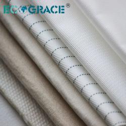 Filtre de filtre à poussière du tissu industriel estimé de l'aramide Nomex tissu Meta