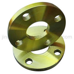 Aleación de aluminio con experiencia forjar el anillo de tubo de brida Awwa