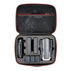 Funda impermeable Hardshell Case bolso para transportar Dji Mavic zumbido del aire y 3 de la bolsa de transporte Baterías y accesorios.