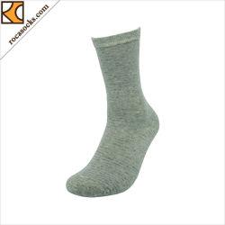 Calzini adulti del tubo del cotone della striscia del piede di comodità (165040SK)
