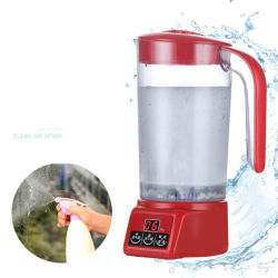 Bewegliche desinfizierende Maschine herstellt gechlorte Wasser-Sterilisator-Geräte mit Spray-FlascheDisinfector Liquit Hersteller