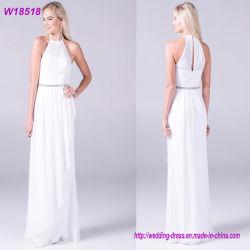 Vestidos de casamento novos do projeto do melhor preço da alta qualidade para o partido e o casamento W18518
