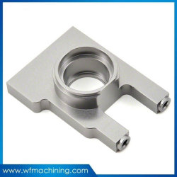 Kundenspezifische Präzisions-Selbstaluminium-/Stahl-CNC maschinell bearbeitete Maschinerie-maschinell bearbeitenteile