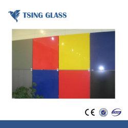 Wit, Rood, Groen, Roze, Blauw Glanzend Gelakt Glas Van 3-8mm