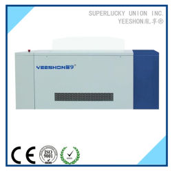 Kleine Drucker-Fabrik Using preiswerte CTP-Papierplatten-Maschine für die Versatz CTP-Platten-Herstellung