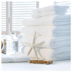 Het Katoen van uitstekende kwaliteit Witte Terry Towels Hotel