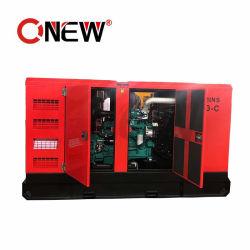 110kVA/88kw 50Hz/60Hz un generatore diesel insonorizzato silenzioso eccellente di 3 fasi riparato/tipo a basso rumore Genset diesel automazione di Protable con Ce/ISO
