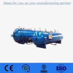 工場価格の電気または蒸気暖房のゴム製加硫のオートクレーブ
