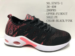 Flyknit Casual Sport Shoes (No. 57975) 위 PU Outsole 숙녀