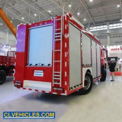 Стандарт Dongfeng воды пенного пожаротушения погрузчика