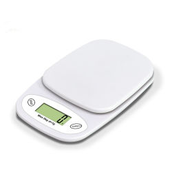 ABSプラスチックデジタル栄養の表示台所食糧スケール