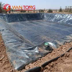 HDPE EVA EPDM PVC водонепроницаемый пластиковый Geomembrane Пруд для гильзы Рыбками свалки плотины лагуны добычи полезных ископаемых