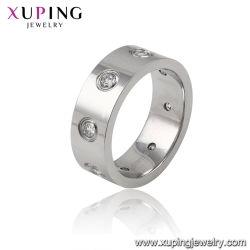 Nouvelle conception de bijoux en acier inoxydable de l'anneau de doigt
