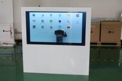 Custodia trasparente 49inch Show Case con sistema operativo Windows