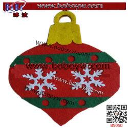 La nouveauté de l'artisanat Décoration de Noël Yiwu partie service marchandises promotionnelles (B5050)
