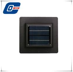 5W de Energía Solar panel PV Ventilador con material PP