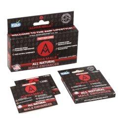 Fabricante de PCS 15pcs 10pcs impreso personalizado Papel cartón blanco mate suave sensación de película condones embalaje al por menor embalaje cajas de cartón con orificio para colgar