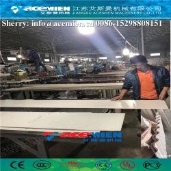 El panel de pared PVC Impresión En caliente Máquina/Panel de pared techo claro de la máquina en la venta Acemien