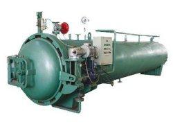 高圧および真空のゴム製材料の加硫装置タンクのための電気加硫の蒸気暖房のオートクレーブ