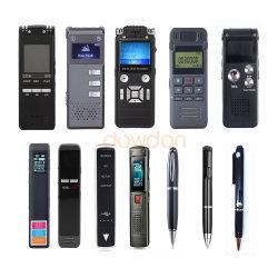 工場価格のデジタル音声のレコーダーの製造業者専門USBのボイスレコーダサポートOEM