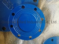Pt545 EN598 ISO2531 Conexão do Tubo de ferro dúctil Flange solto para tubos de ferro dúctil para tubos de irrigação