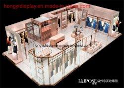 Ropa de damas Shopfitting, Almacenar la pantalla, Expositor