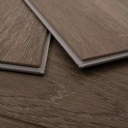 Usine Unilin Cliquez sur système rigide, 3,5 SPC de base à 8 mm du grain du bois à chevrons SPC-de-chaussée