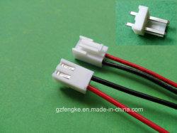3,96mm VH-2 pino Macho do Fio do adaptador de alimentação do conector do cabo