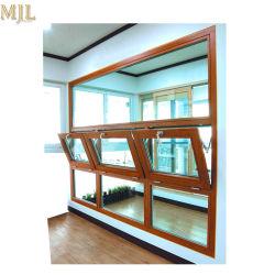 Германия Оборудование неподвижного стекла Алюминиевый композитный деревянные окна