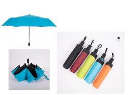 presente de promoção 3 Dobre Umbrella Promoção Turística guarda chuva mais barato