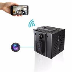 micro- van de Visie van de Nacht van de Camera van de Camera 960p HD WiFi IP van 2*2cm de Kleinste Draadloze Mini Infrarode Brede Hoek van de Camera 75 Graad
