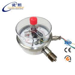 Manometro elettrico del contatto di industria di sigillamento