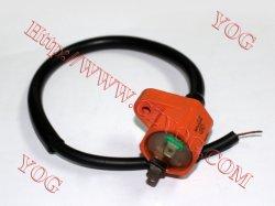 piezas de repuesto de motocicletas de la bobina de encendido eléctrico para Scooters Gy6-125