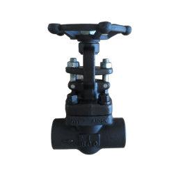 Класс 150-1500 выковать стальной земного шара клапана ДНЯО клапан электромагнитный клапан двухстворчатый клапан запорный клапан