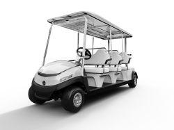 6 مقاعد جولف سيارة ذات أداء عالٍ وتكلفة منخفضة