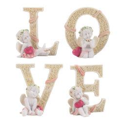 مصنع Direct Resin Angel Love نمذجة الهدايا الصغيرة