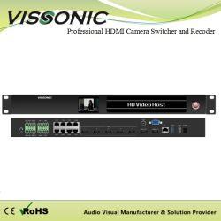 Конференции Vissonic System Professional HDMI коммутатор и Recoder камеры