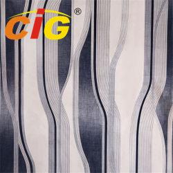 Resistente al agua Anti - Moho imprime sofás tapizados de tocar el tejido de terciopelo