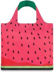 Watermeloen herbruikbare boodschappentas