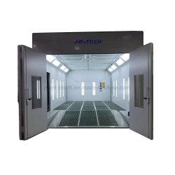 Infitech glühen australischer Standardgas-Heizungs-wasserbasierter Spray-Lack-Backen-Stand/Lack Raum