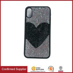 Стильный и акриловый камень защитные телефон случае +TPU бампер для iPhone X