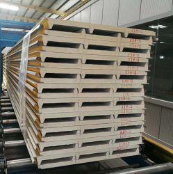 PU/Polyurethane/PIR/PUR/Puf Schaumgummi-Isolierungs-feuerfestes Zwischenlage-Panel für Wand/Dachhelles Wight-Stahlkonstruktion-Gebäude/Lager